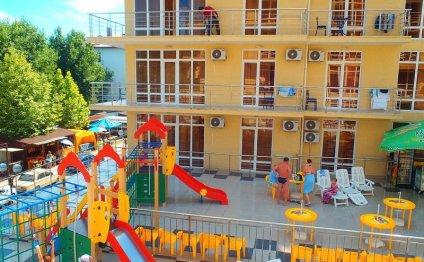 отели Анапы с детской