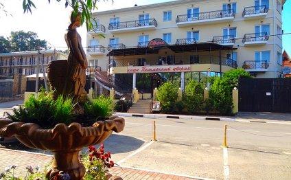 отель в Архипо-Осиповке ·