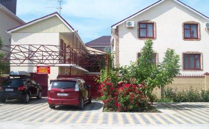 Витязево, гостевой дом у