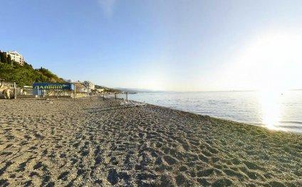 крым алушта отели на берегу