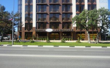 Отель «Калифорния», Геленджик