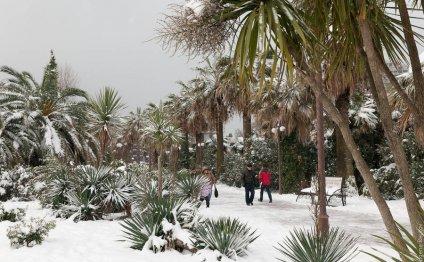 Зимний отдых в Сочи